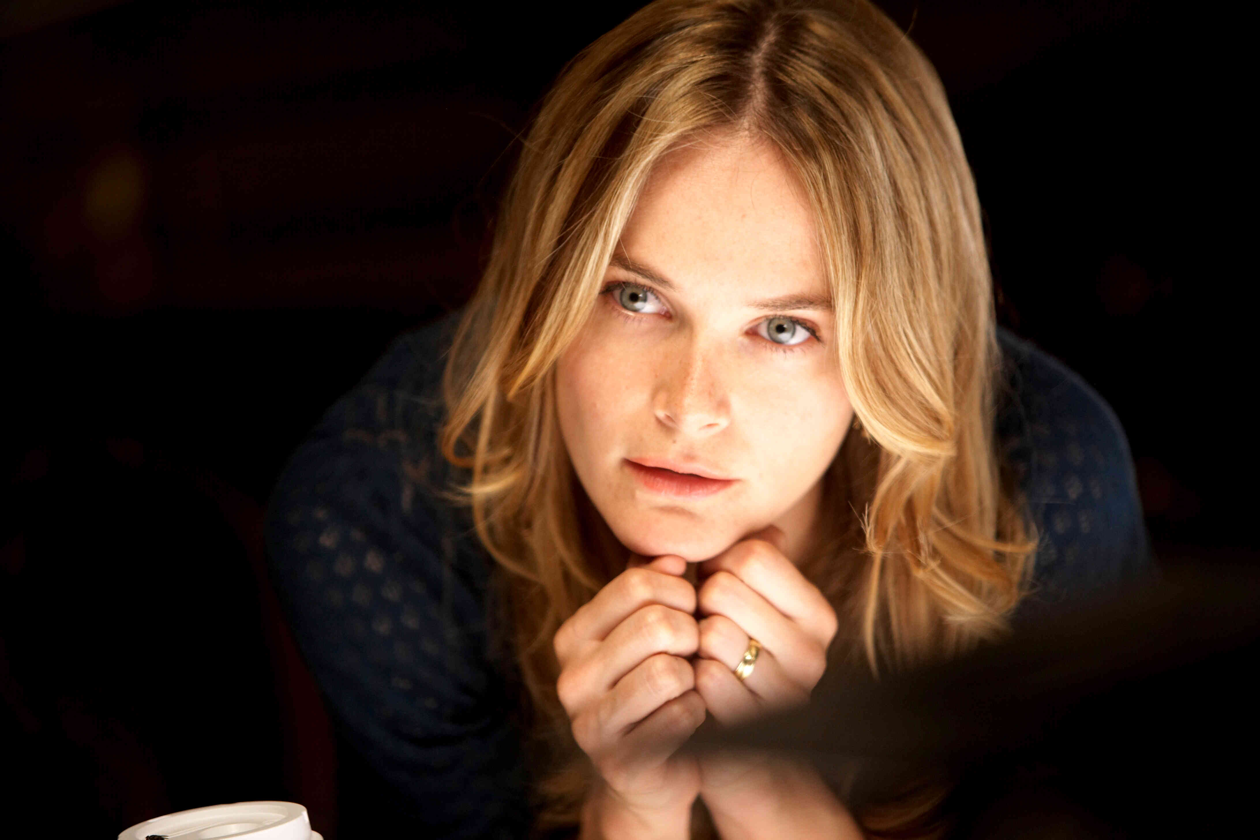 Rachel Blanchard Background
