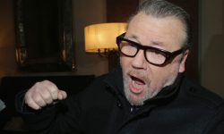 Ray Winstone Background