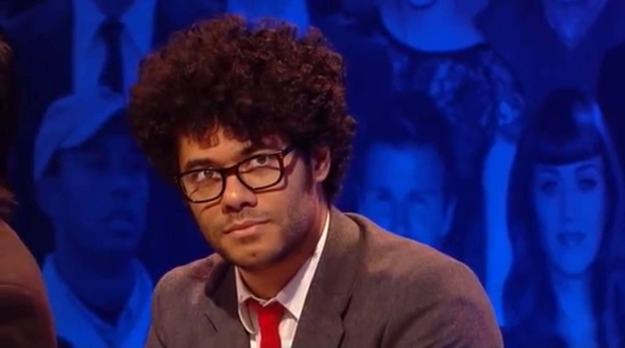 Richard Ayoade Background