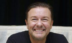 Ricky Gervais Background