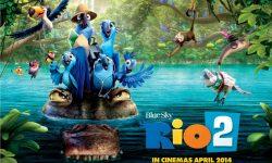 Rio 2 Background