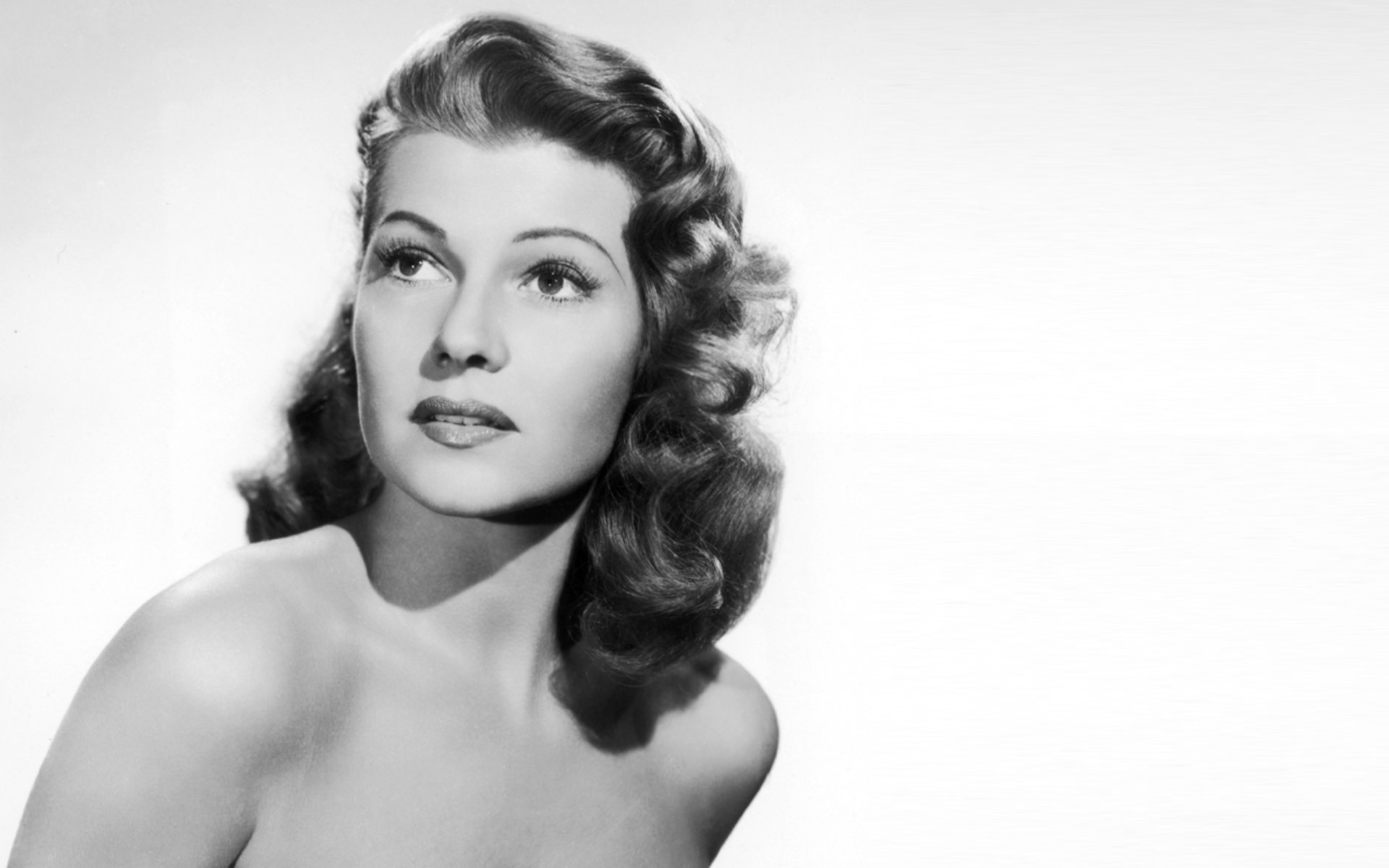 Rita Hayworth Background