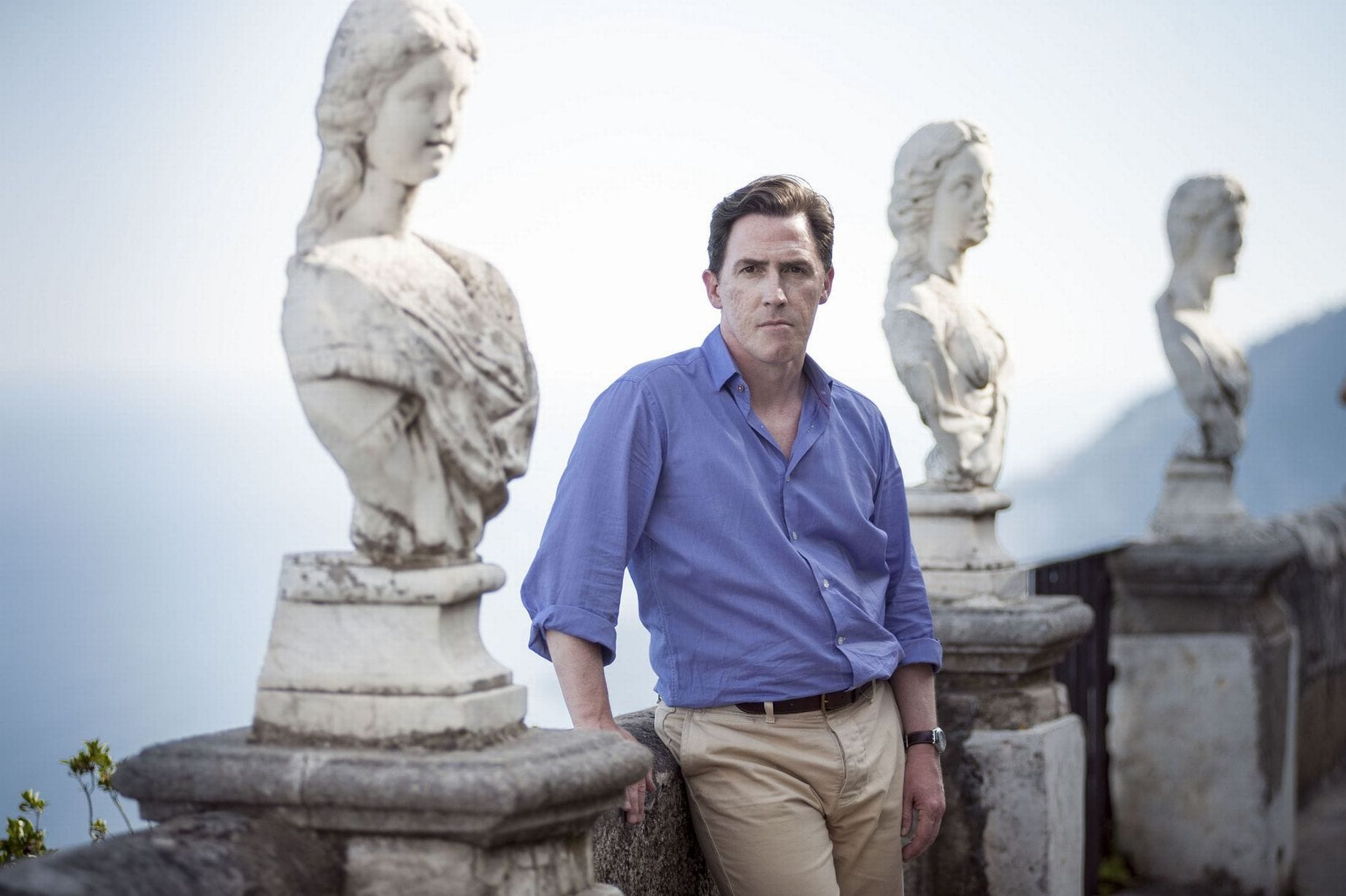 Rob Brydon Background