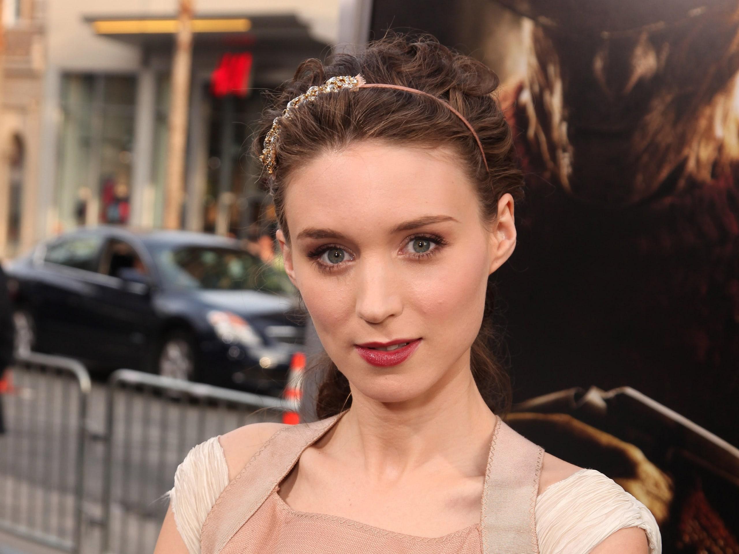 Rooney Mara Background