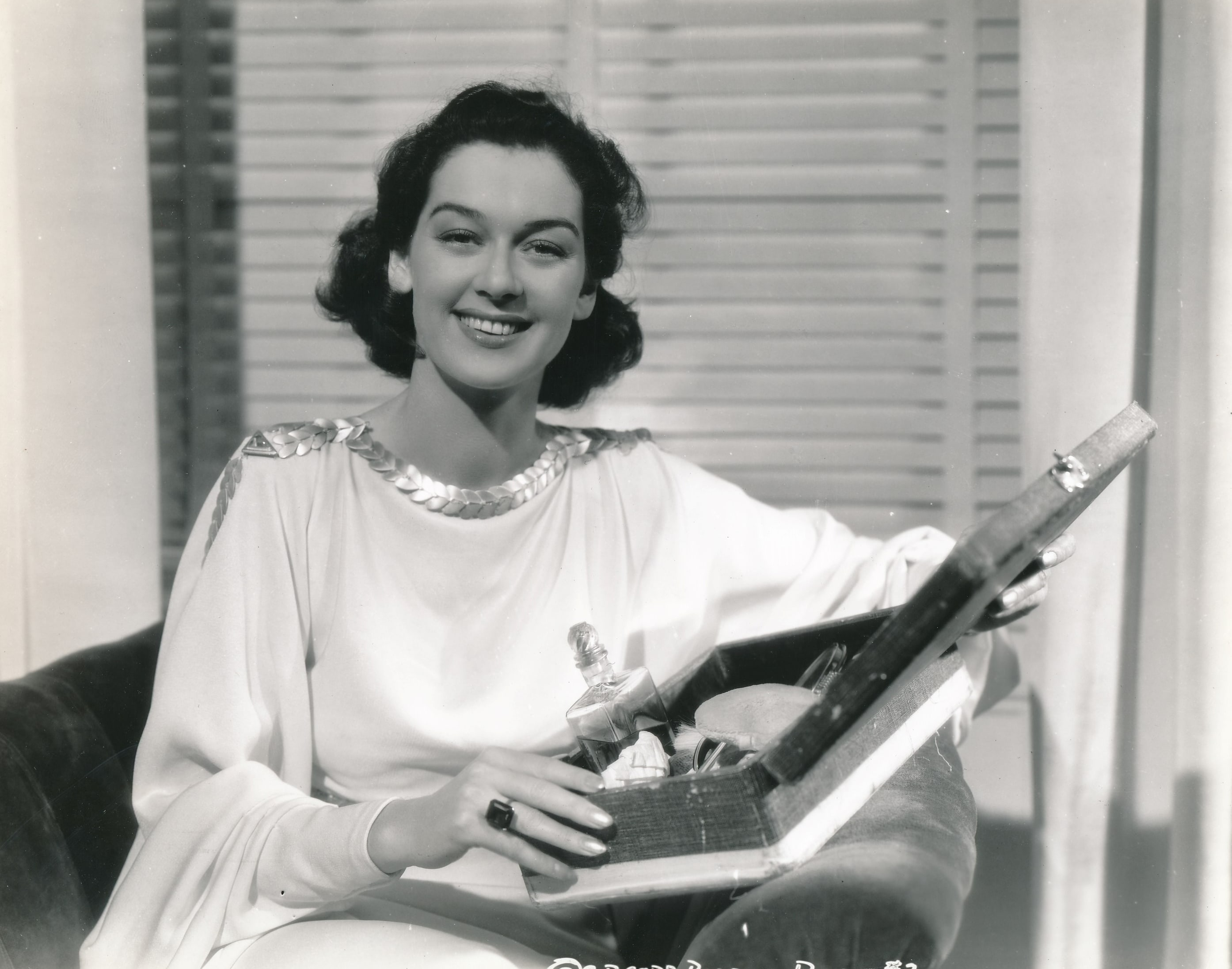 Rosalind Russell Background