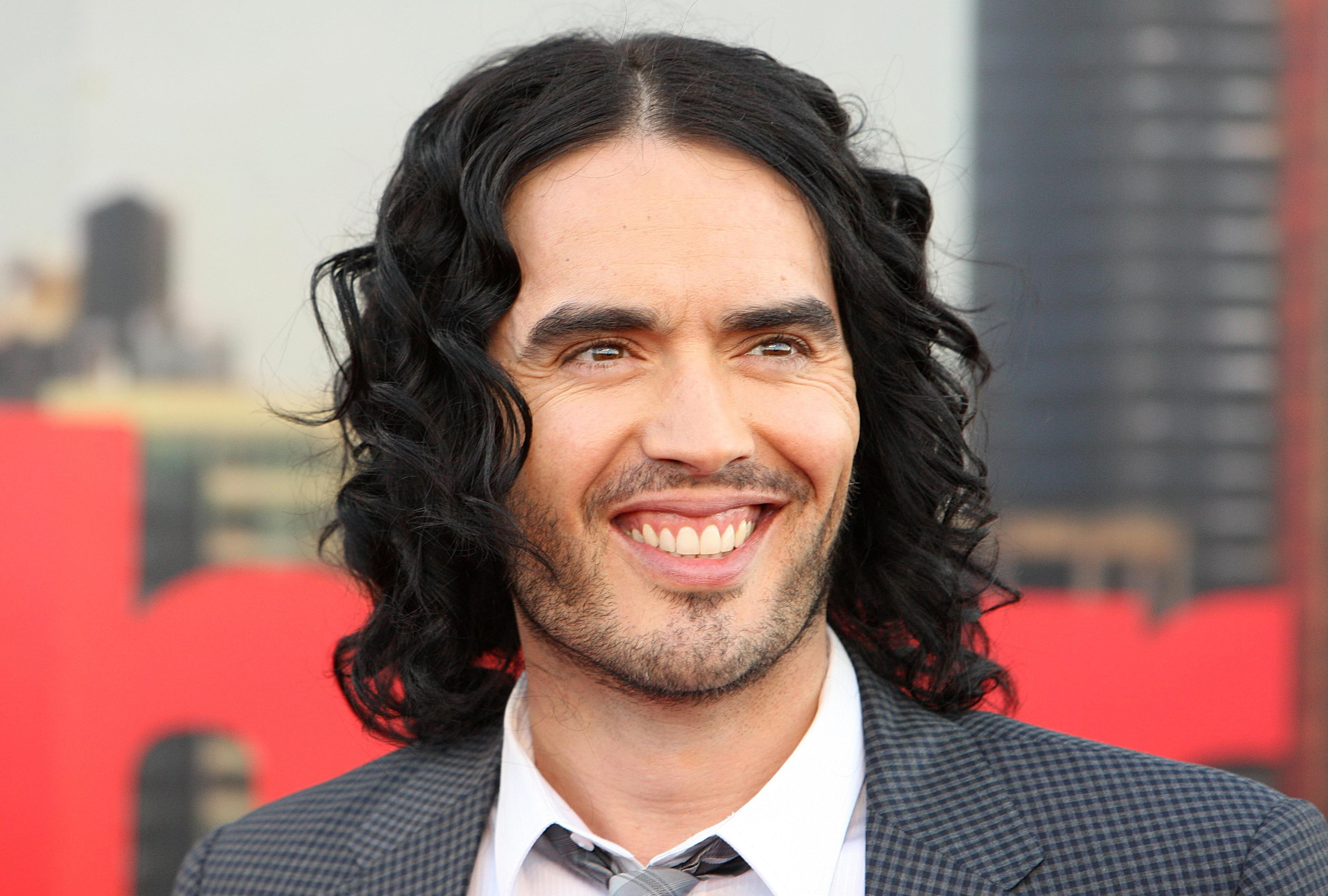 Russell Brand Background