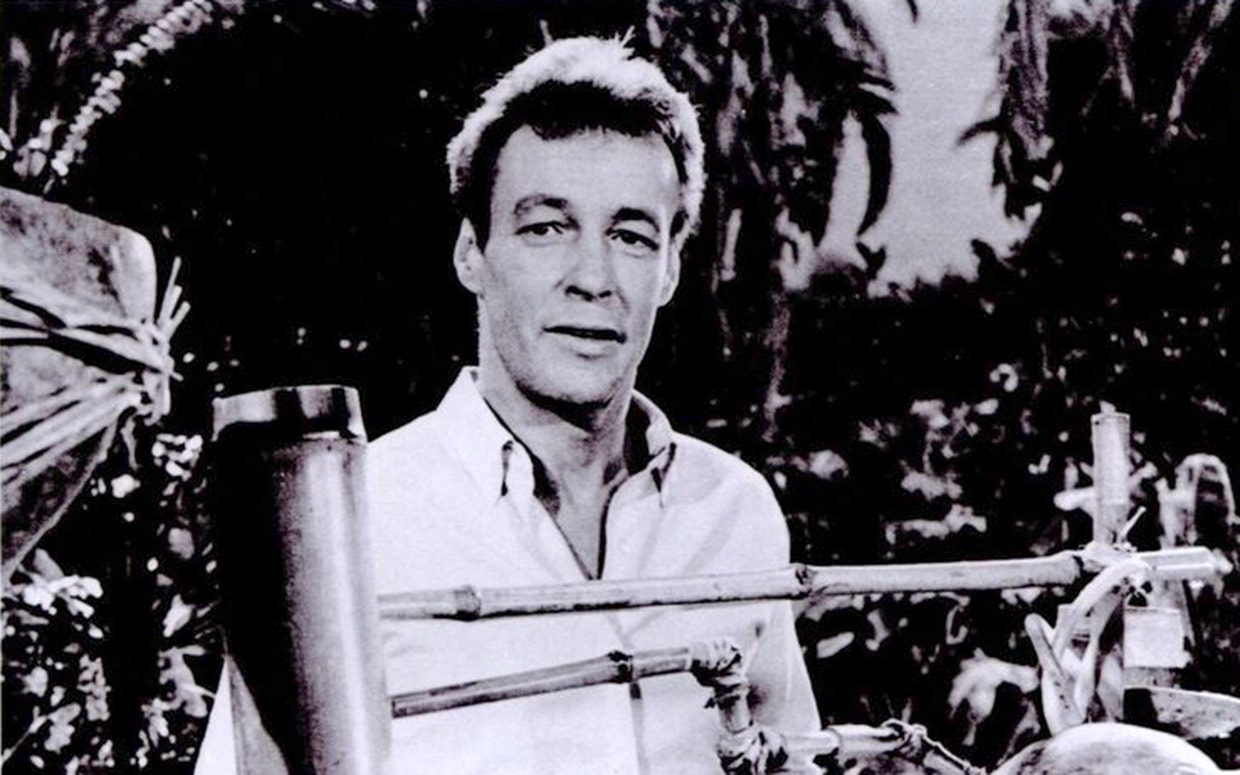 Russell Johnson HD pictures