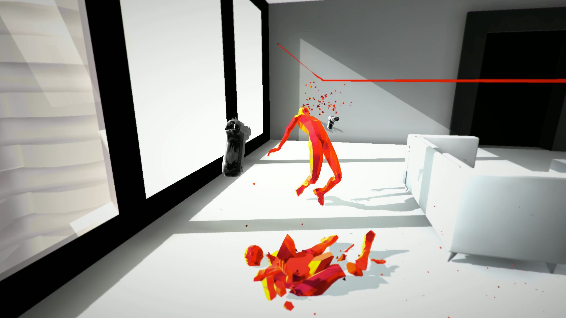 SUPERHOT Background
