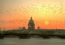 St. Petersburg Background