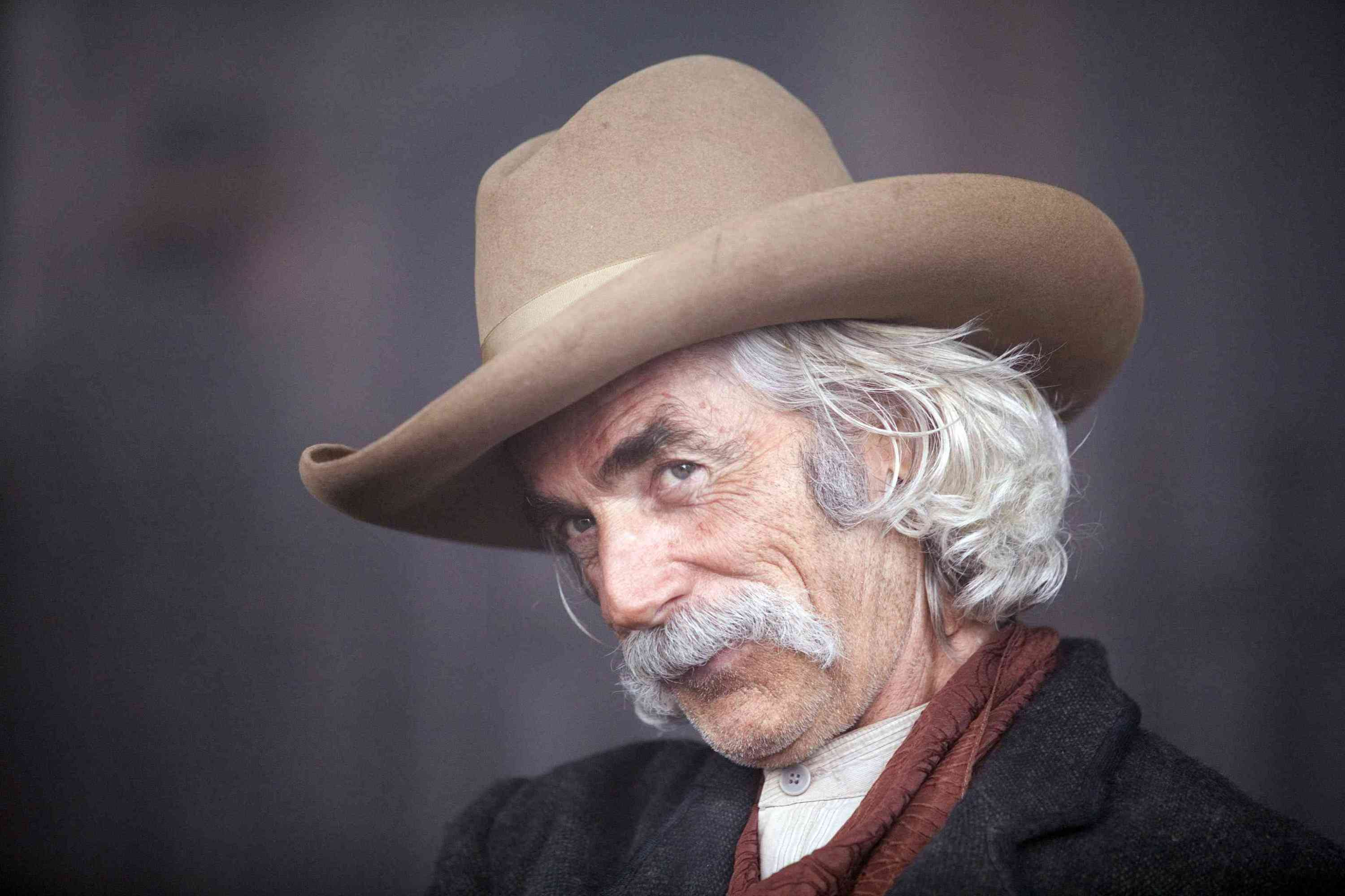 Sam Elliott Background