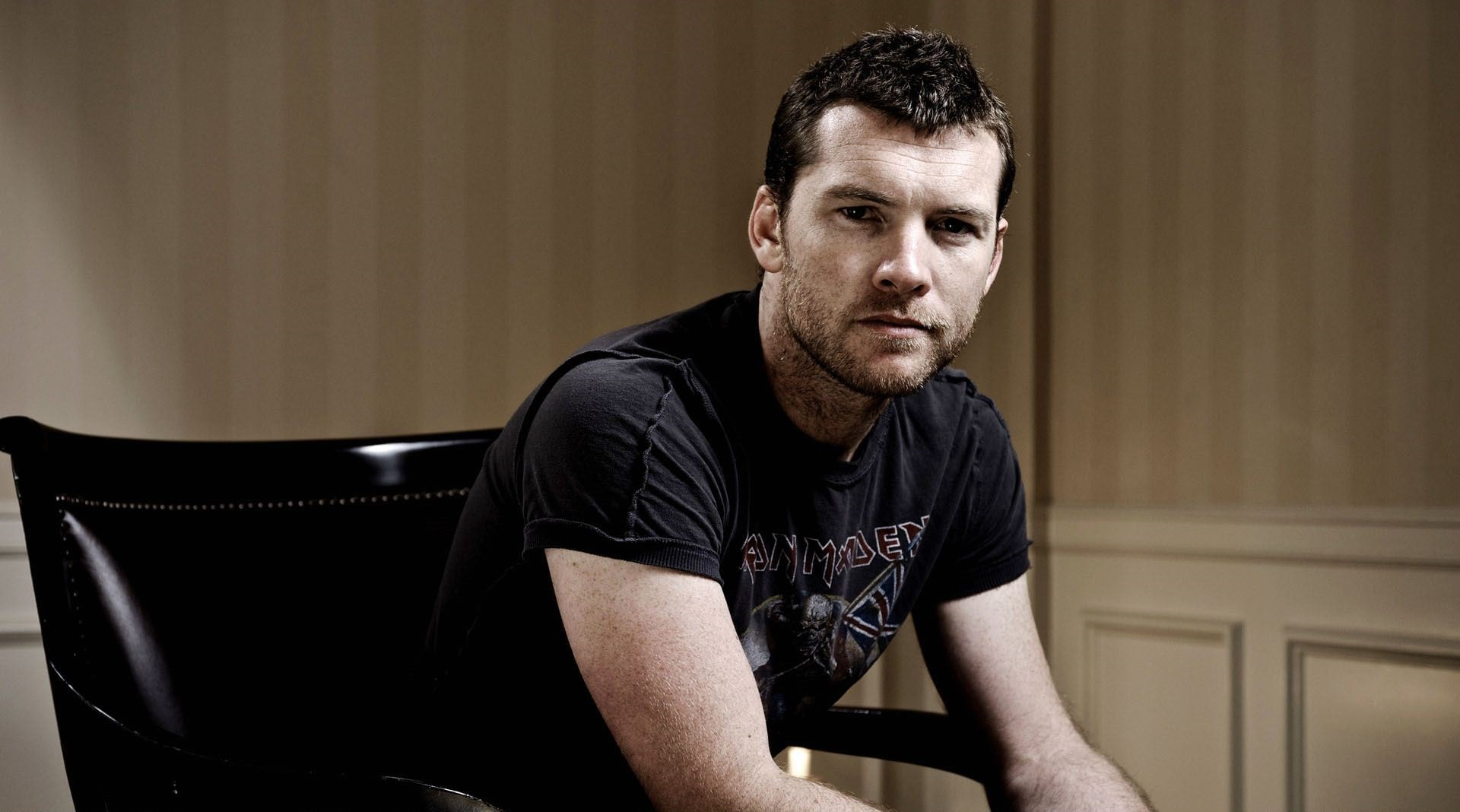 Sam Worthington Background
