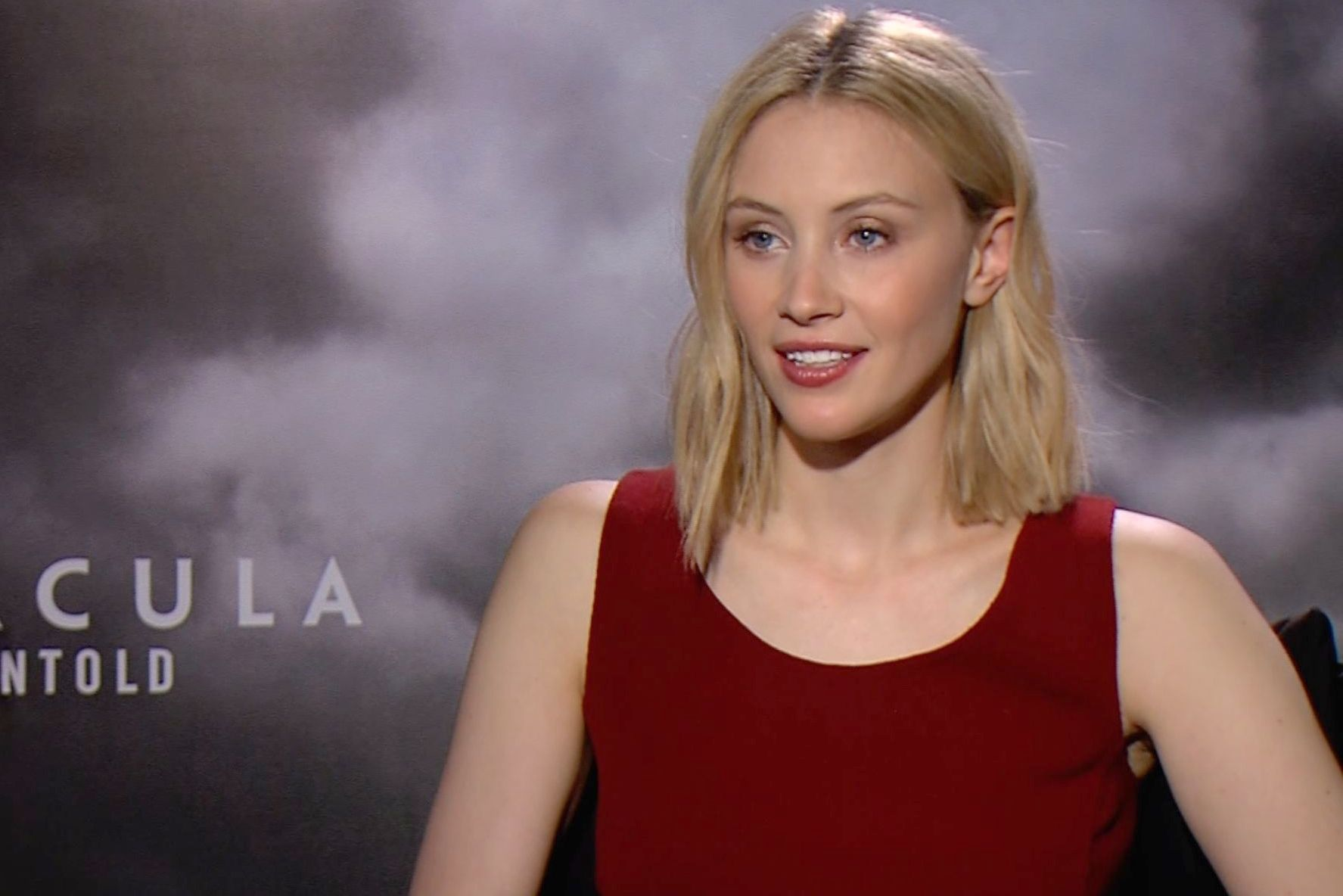 Sarah Gadons Background