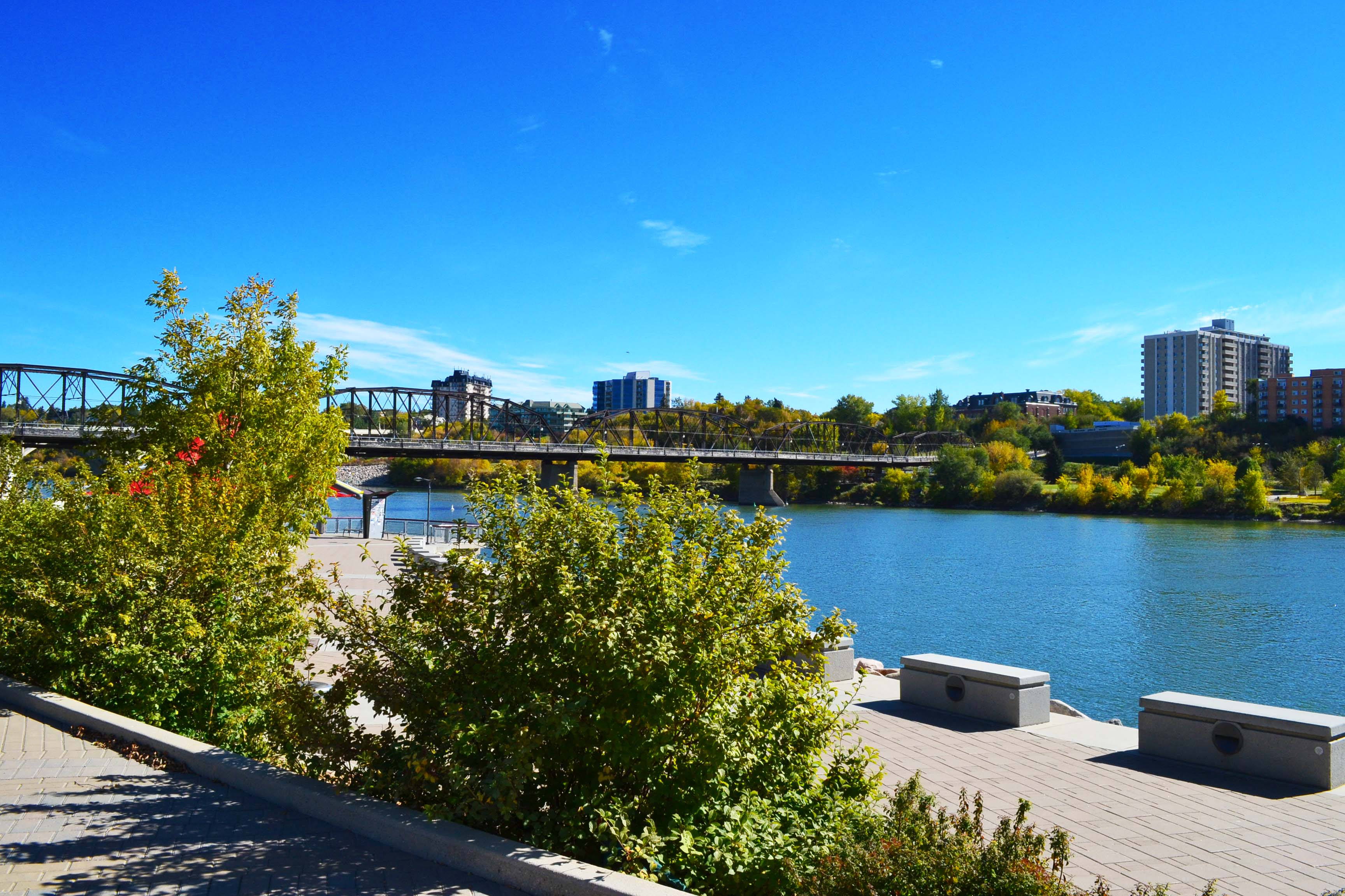 Saskatoon Background