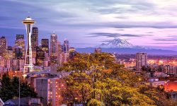 Seattle Background