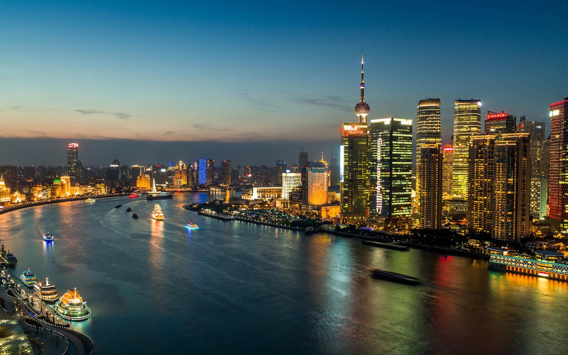 wallpaper shanghai - photo #8