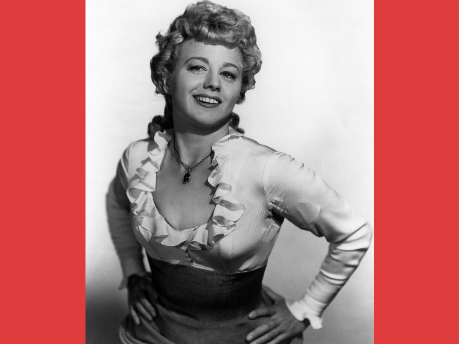 Shelley Winters Background