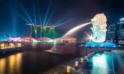 Singapore Background