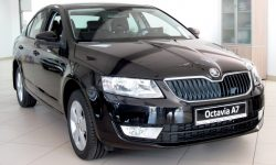 Skoda Octavia A7 Background