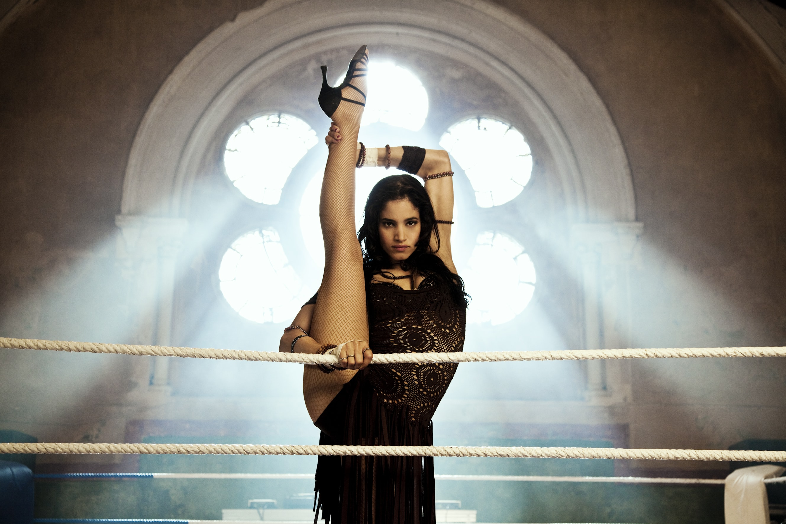 Sofia Boutella Background