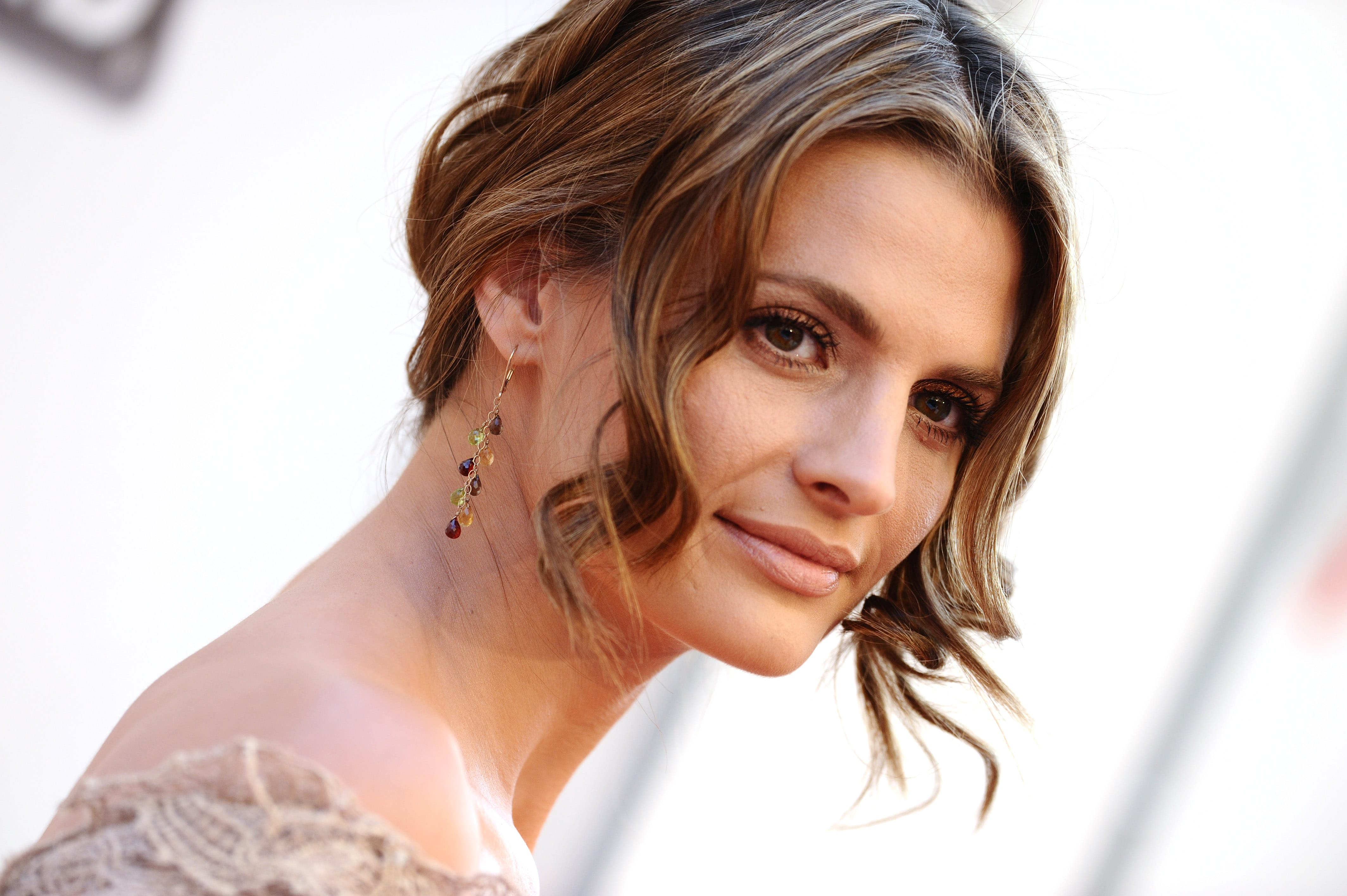 Stana Katic Background