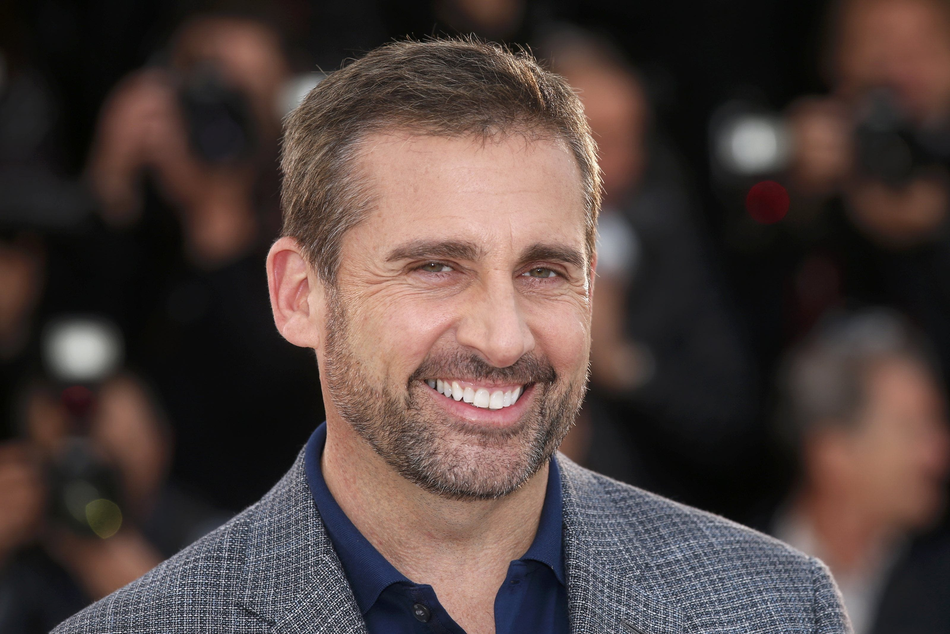 Steve Carell Background