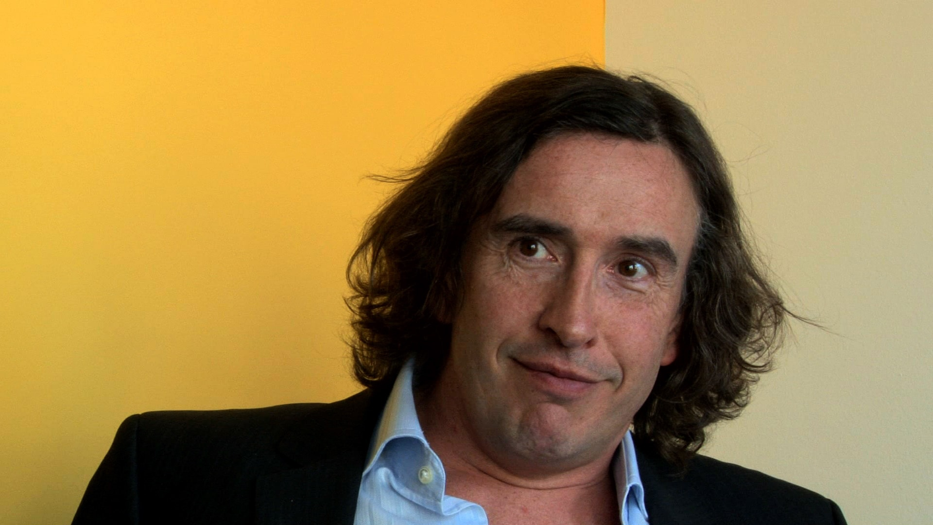 Steve Coogan Background