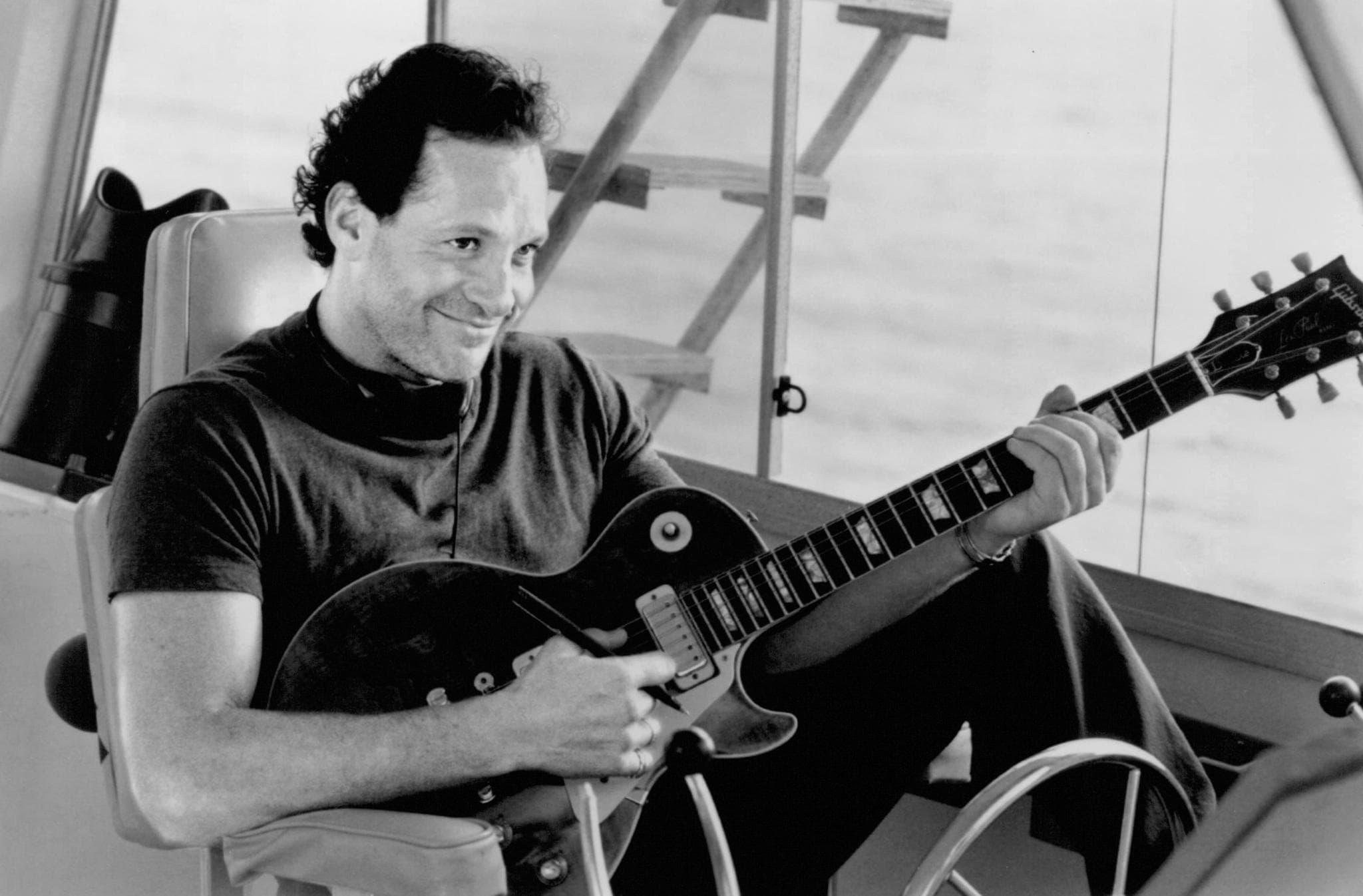 Steve Guttenberg Background