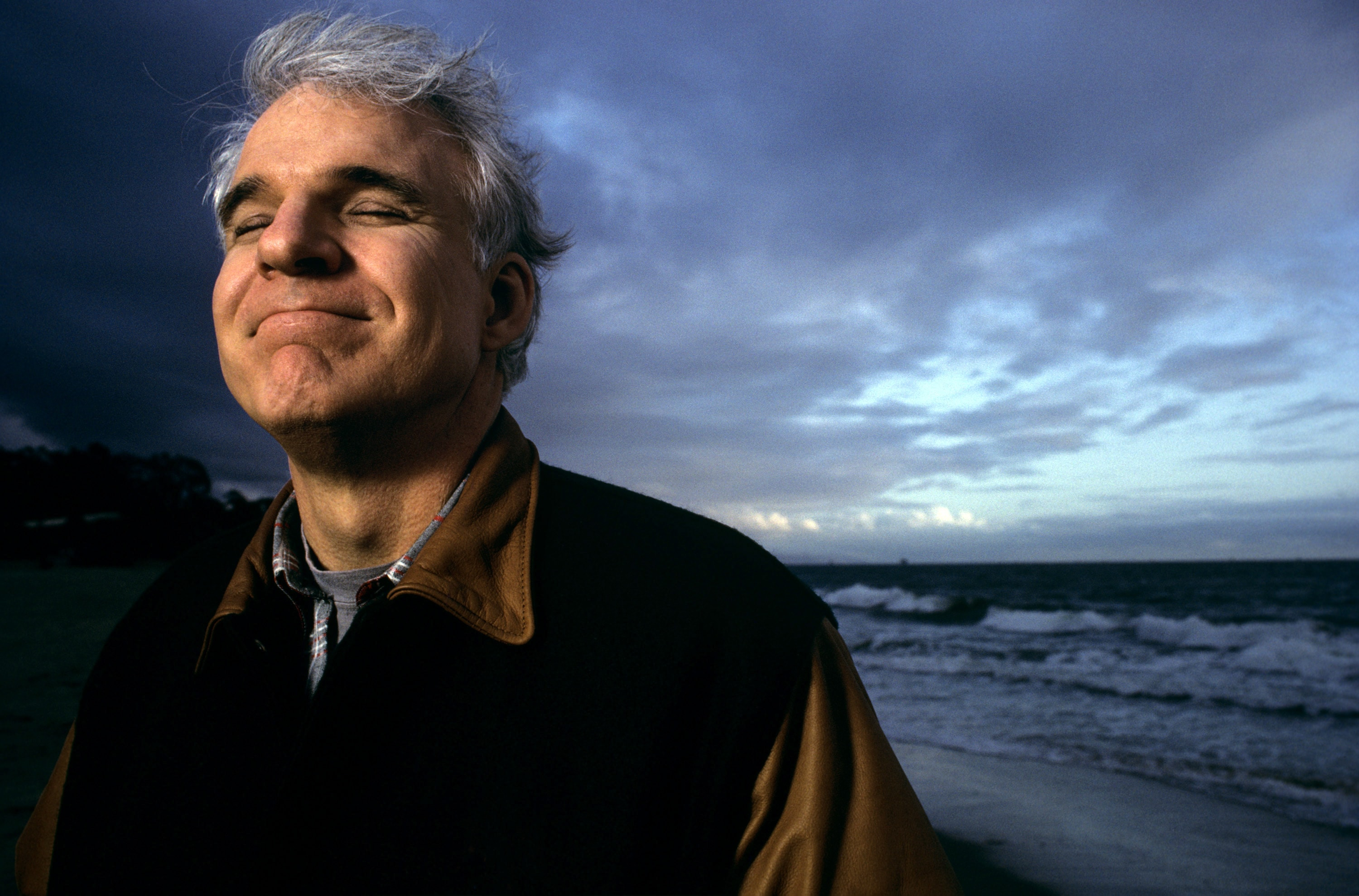 Steve Martin Background
