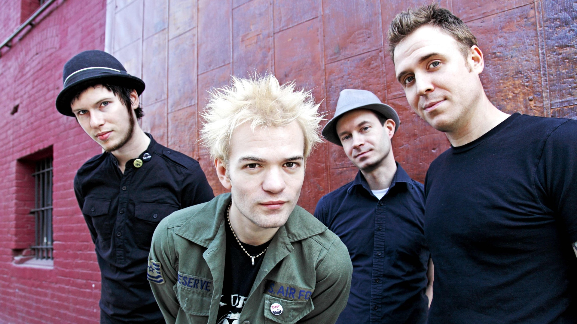 Sum 41 Background