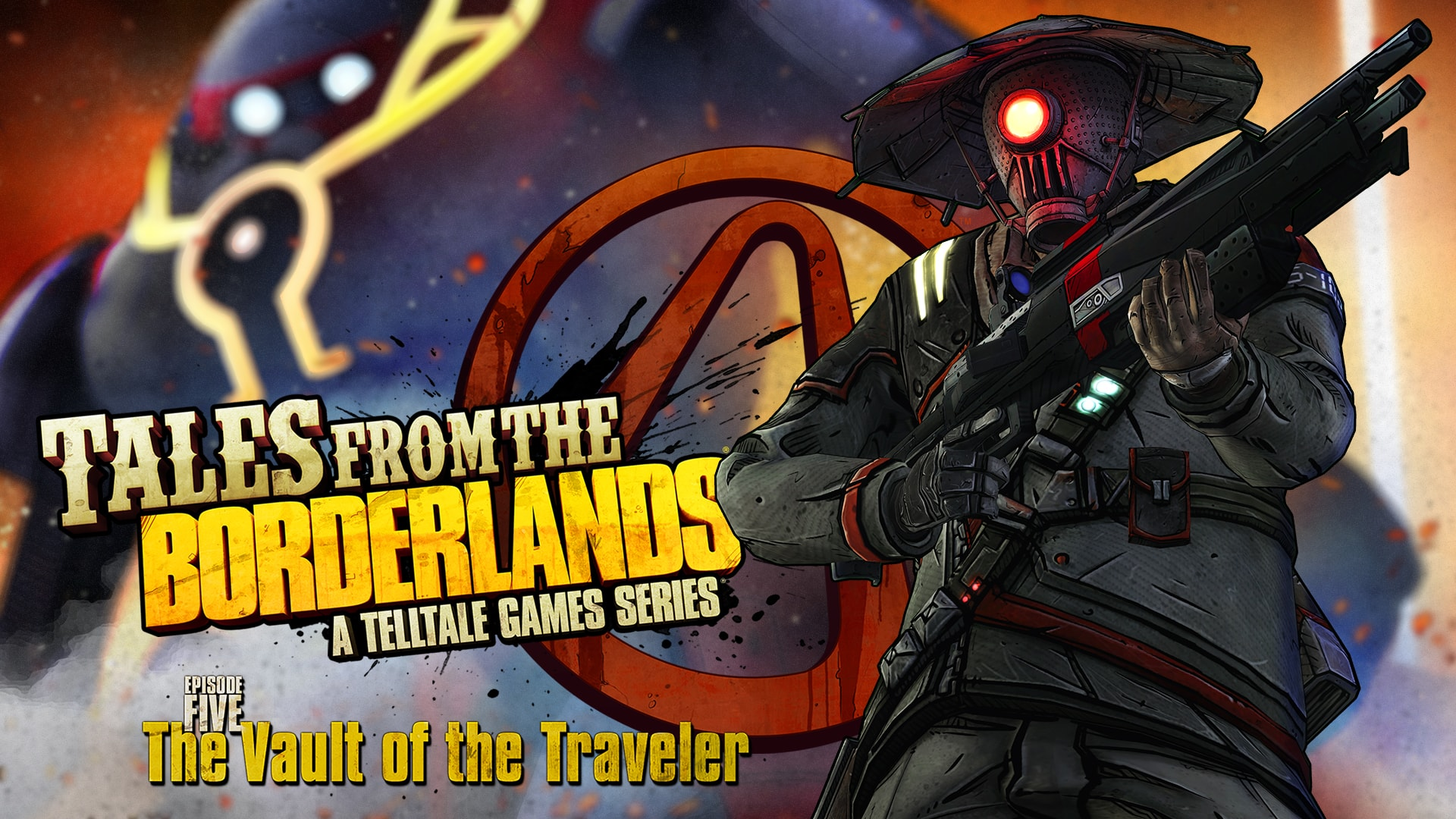 Tales from the Borderlands: Episode 5 - The Vault of the Traveler Background