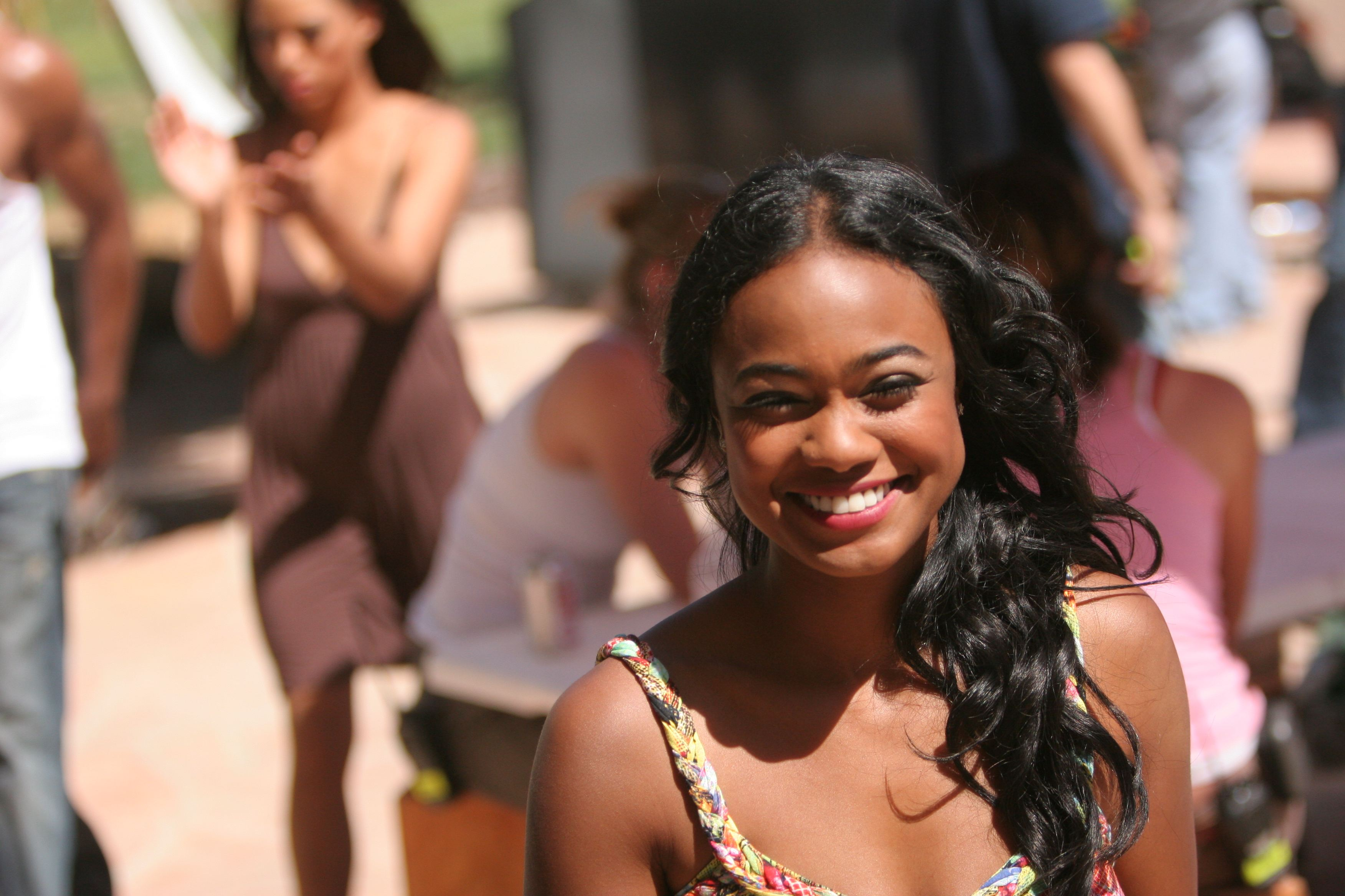 Tatyana Ali Background