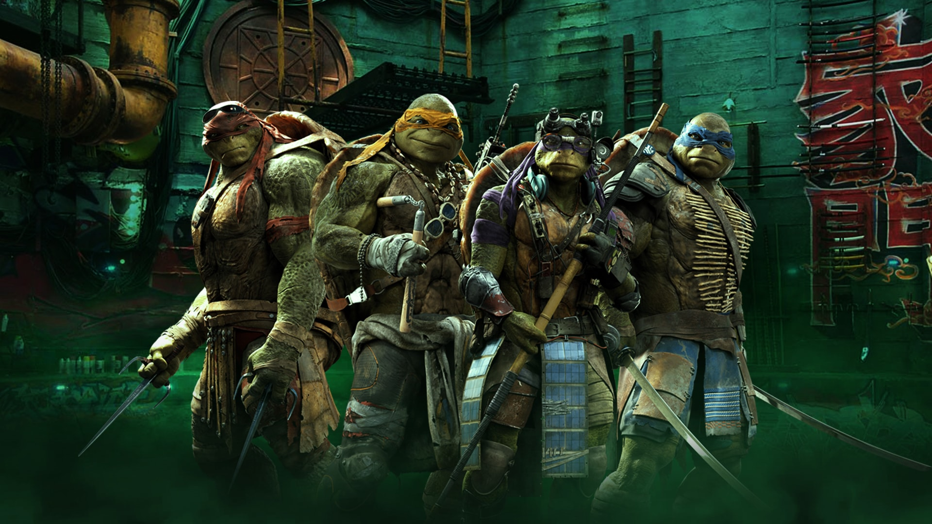 Teenage Mutant Ninja Turtles Hd Wallpapers 7wallpapers Net