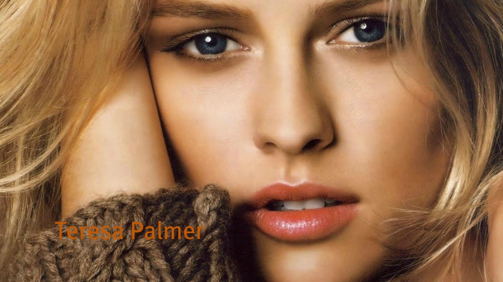 Teresa Palmer Background