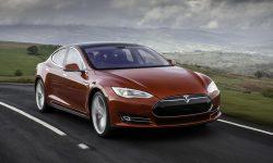 Tesla Model S Background