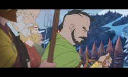 The Banner Saga 2 Background