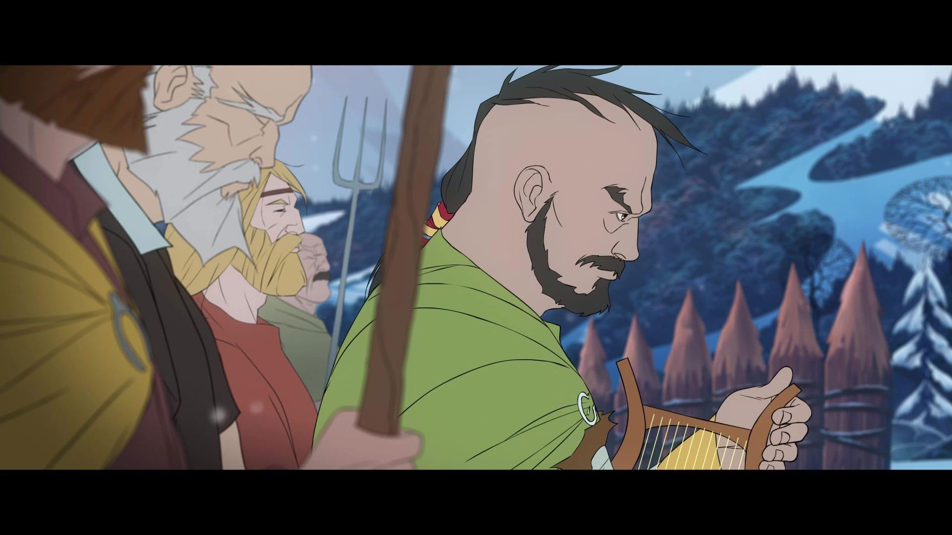 The Banner Saga 2 Background