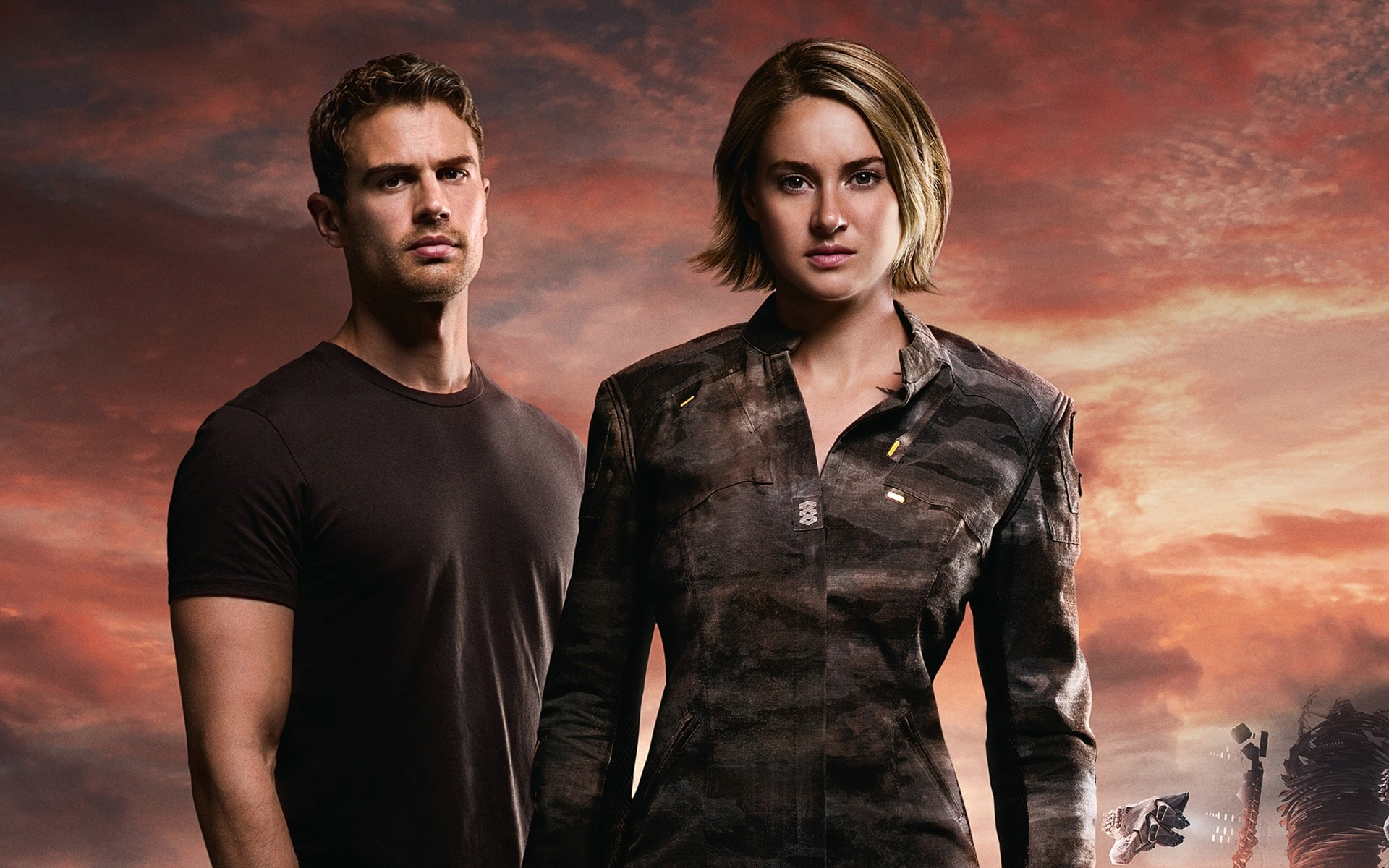 The Divergent Series: Allegiant Background