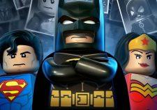 The Lego Batman Movie Background