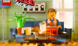 The Lego Movie Background