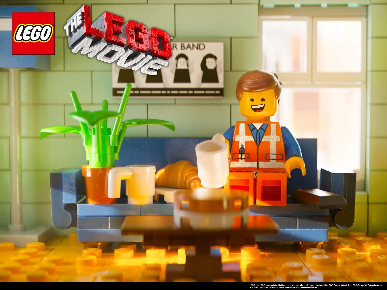 The Lego Movie Background