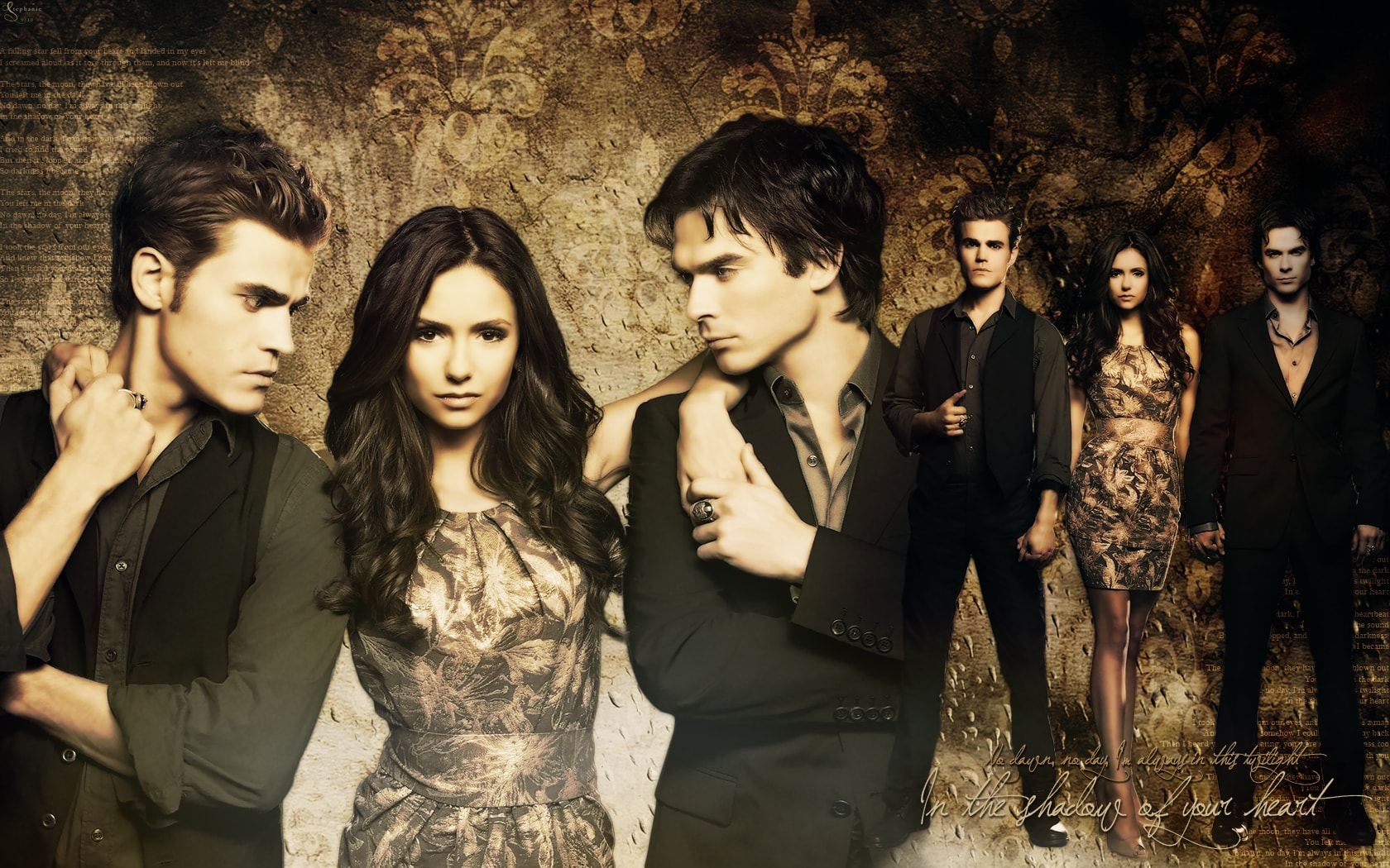 The Vampire Diaries Background