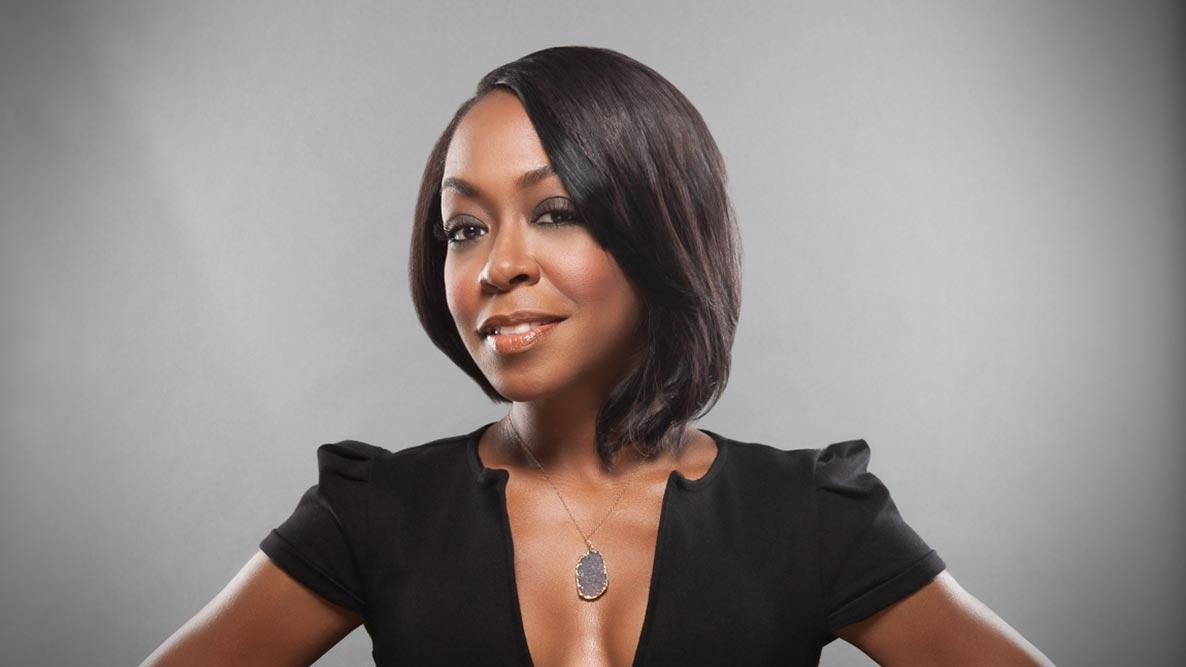 Tichina Arnold Background