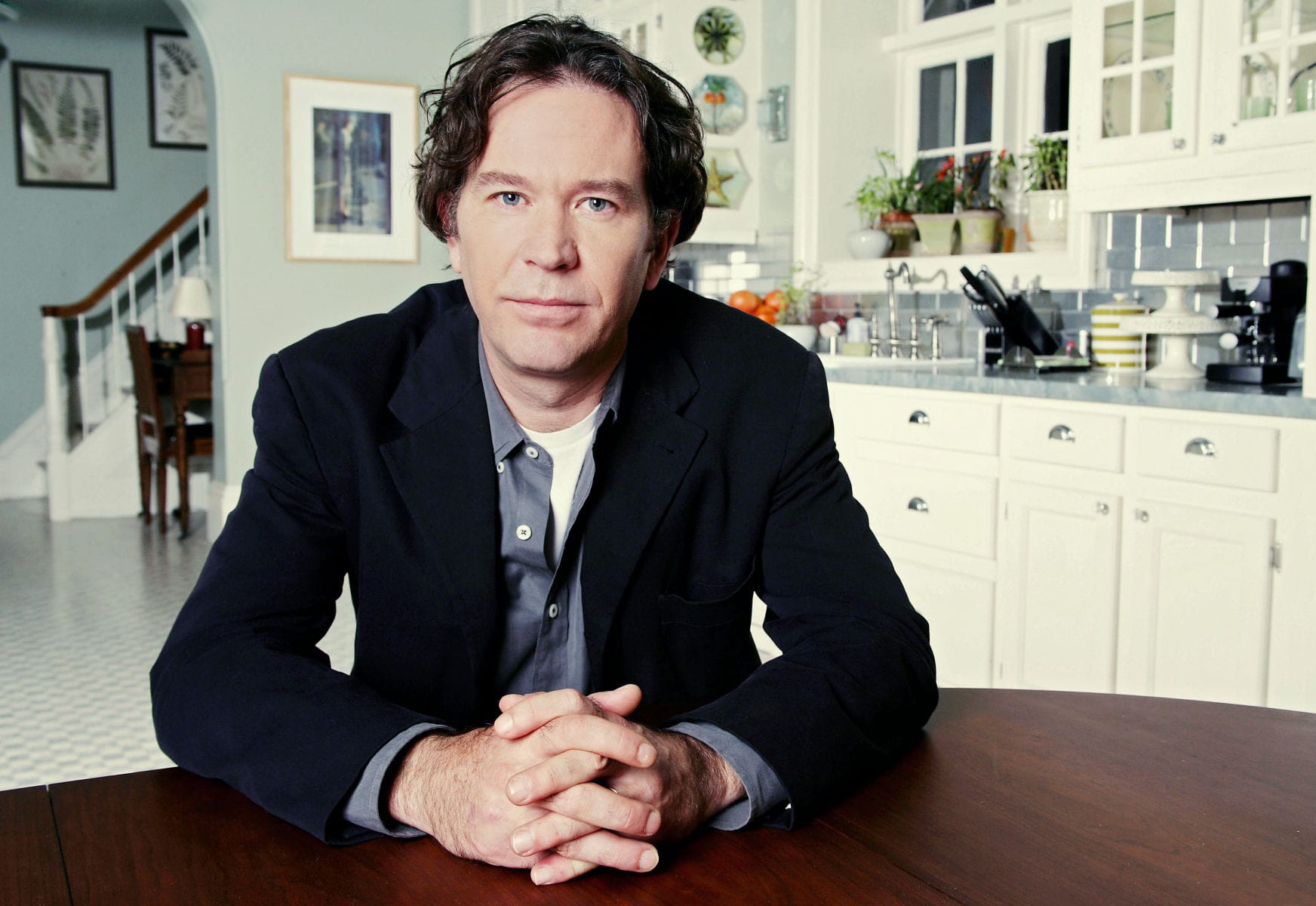 Timothy Hutton Background