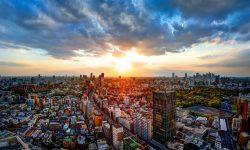 Tokyo Background