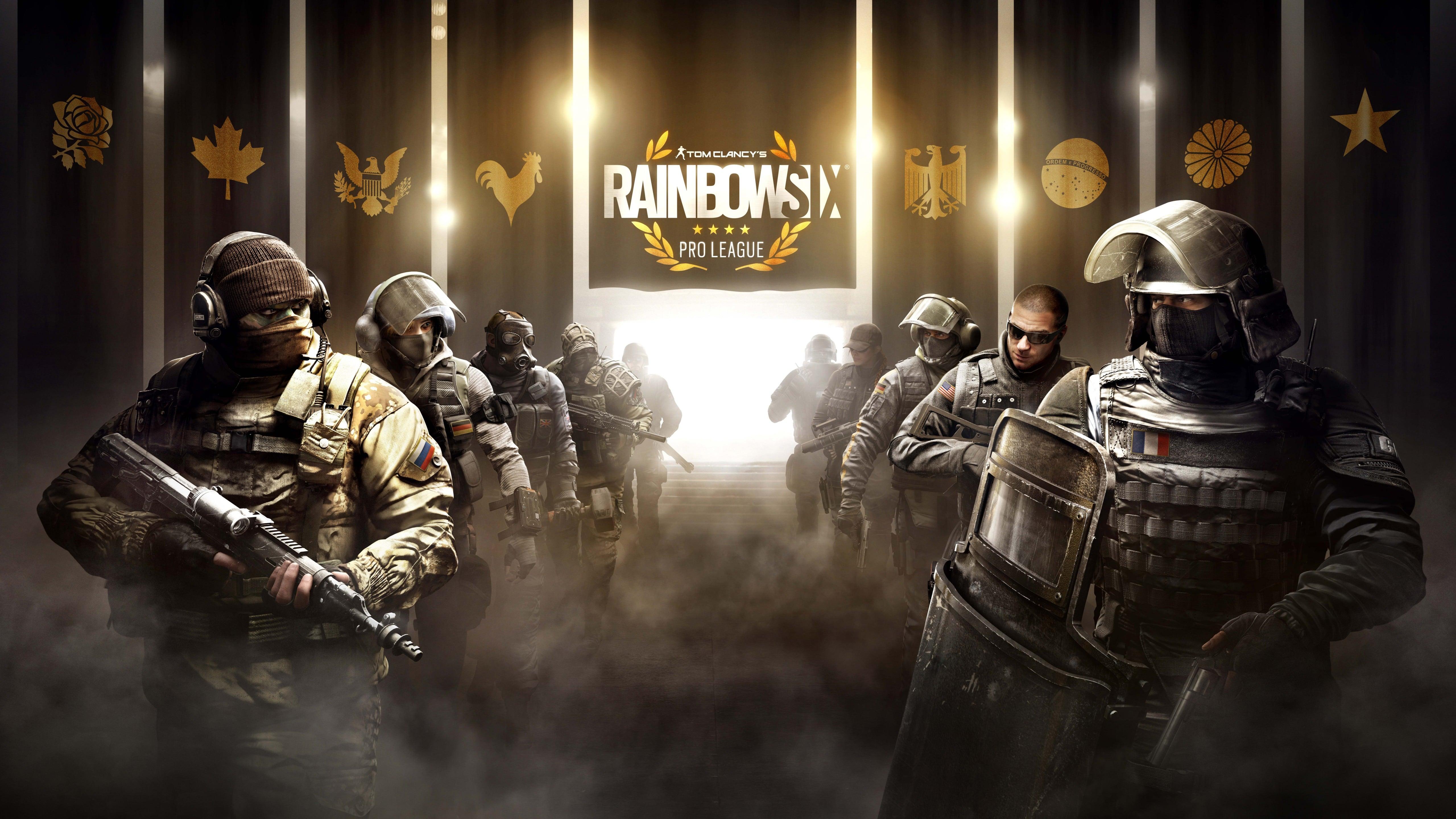 Tom Clancy's Rainbow Six: Siege Background