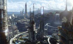 Tomorrowland Background