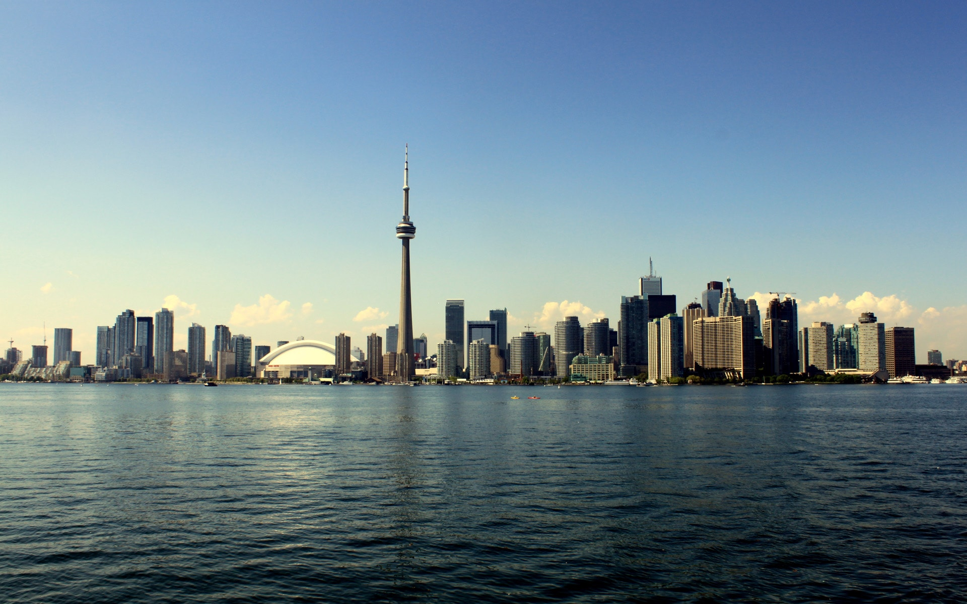 Toronto Background