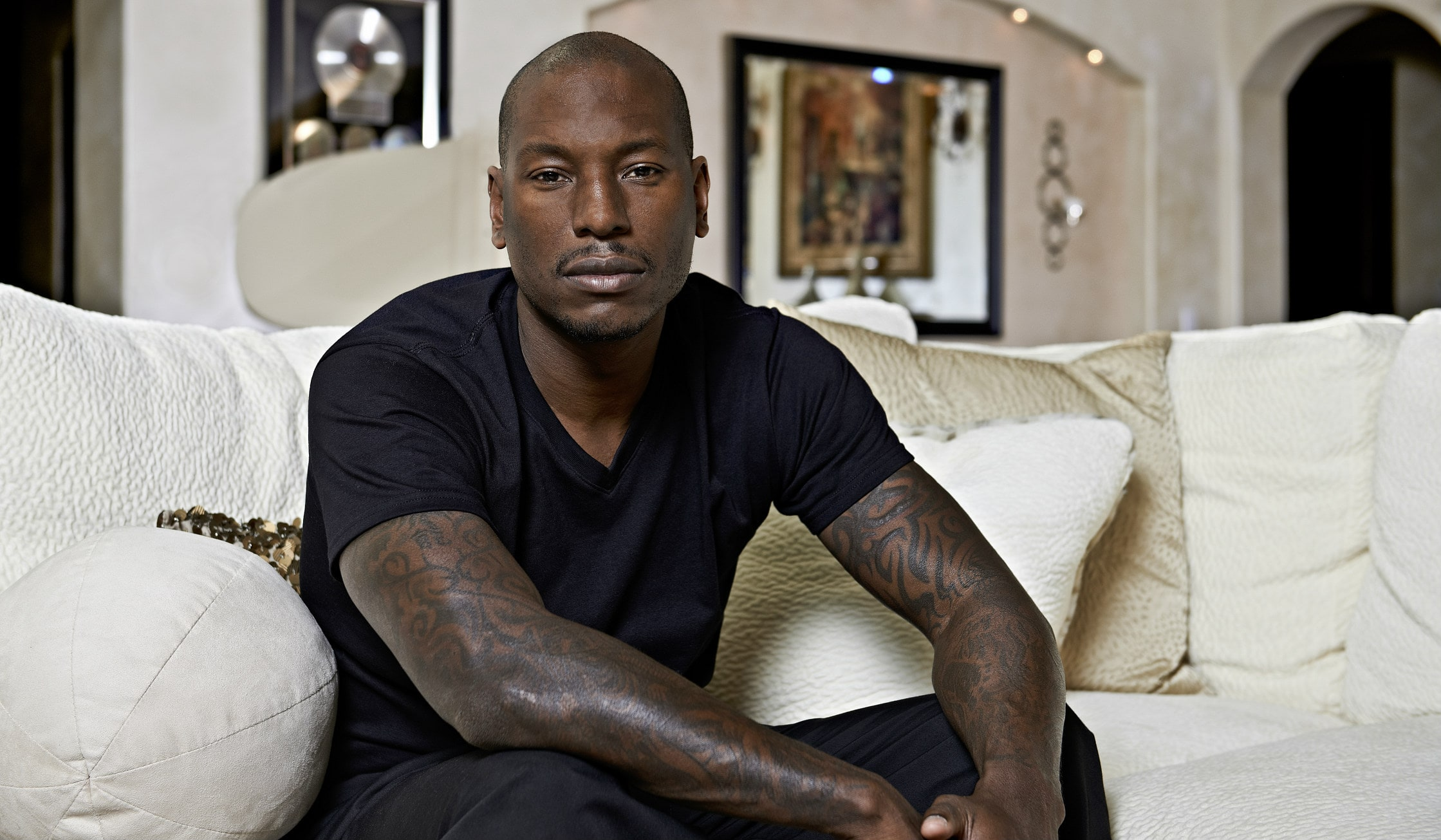 Tyrese Gibson Background