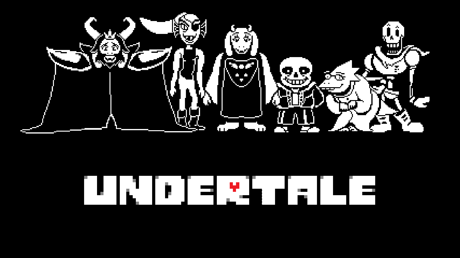 Undertale Background