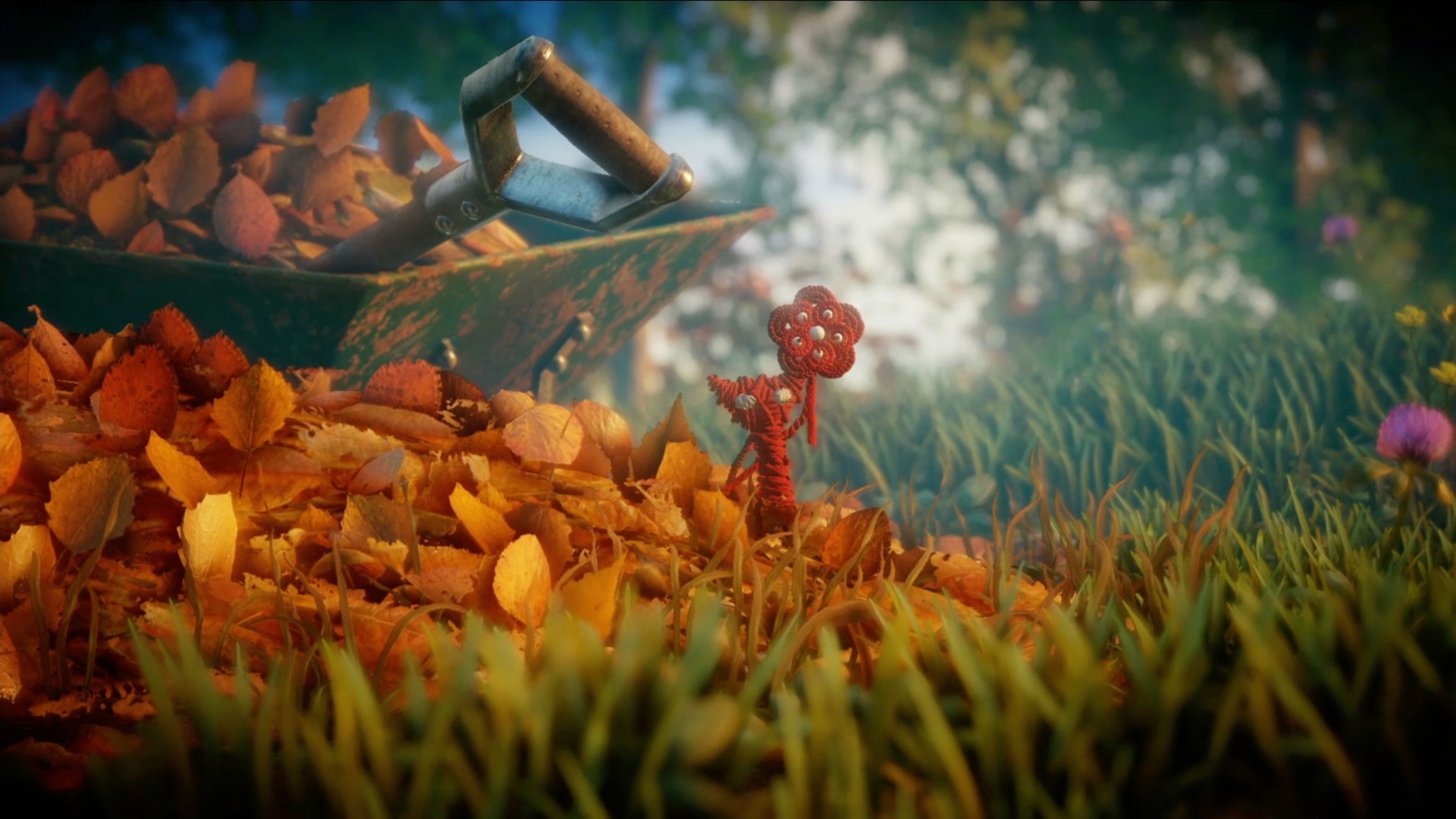 Unravel Background